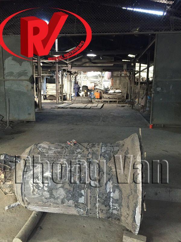 Cơ sở đúc chuông đồng giá rẻ Phong Vân Huế