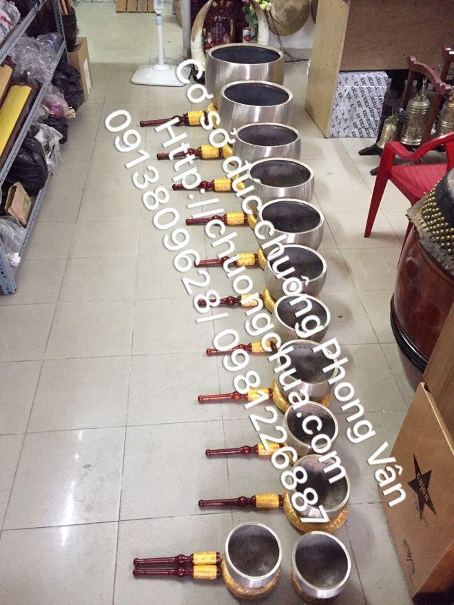 Cửa hàng bán chuông tụng kinh Huế ( Sài gòn, Tphcm)