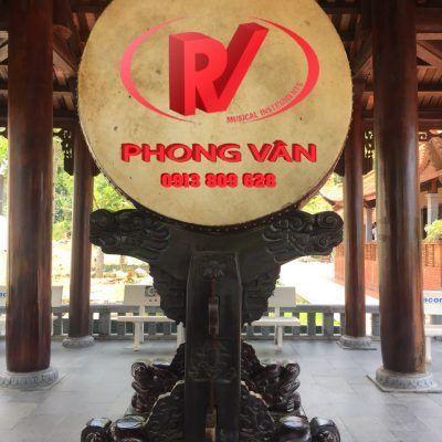 Chuông trống chùa Hộ Quốc Phú quốc – Kiên Giang