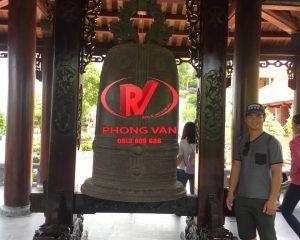 Chuông trống chùa Hộ Quốc Phú quốc - Kiên Giang