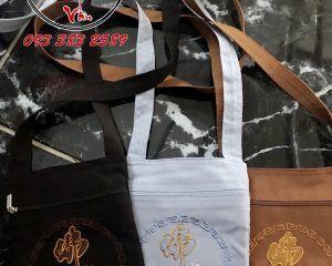 Túi phật tử, túi vải đeo chéo, túi đi chùa
