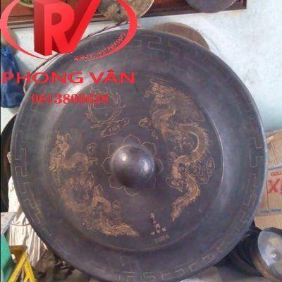 Cồng chiêng đồng rộng 70 cm 7 tấc