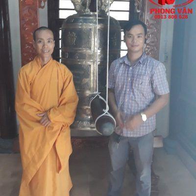 Bàn giao bộ chuông trống bát nhã chùa Bảo Tạng – Củ Chi Tphcmdata-cloudzoom =