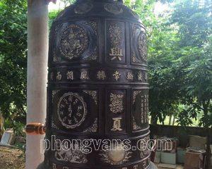 Chuông đồng đại hồng chung 600 kg cao 1m9