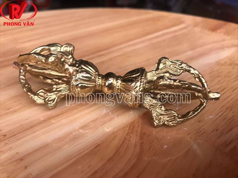 Pháp khí chuỳ kim cang dài 10cm