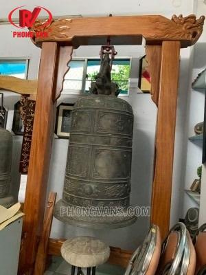 Giá treo chuông đồng 400 kg