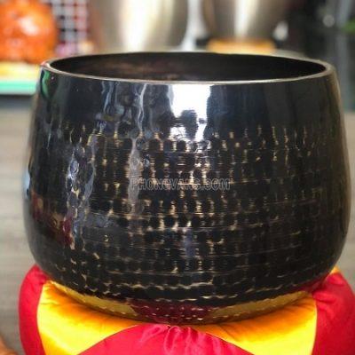 Chuông Đài Loan 14 inch màu đen
